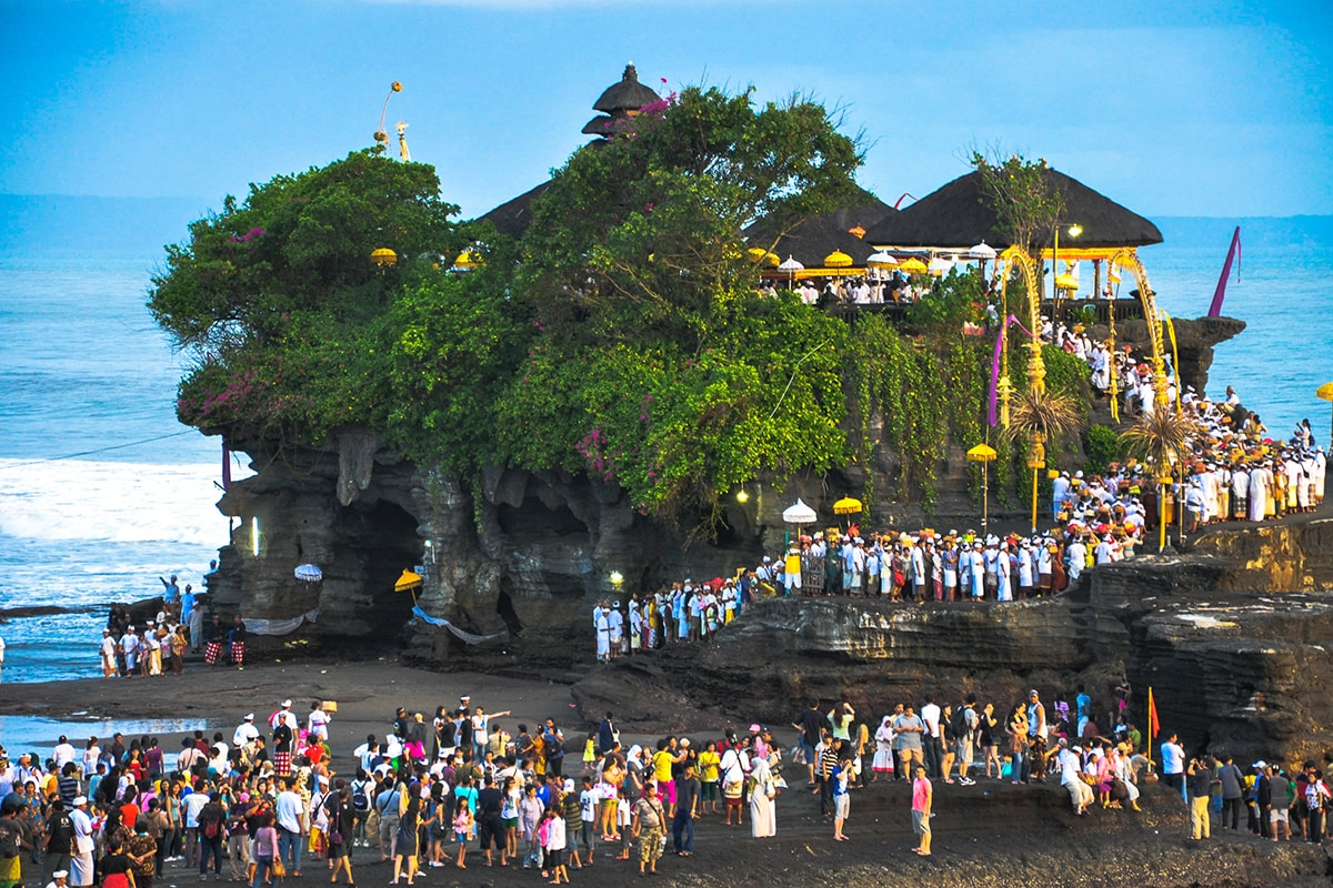 When To Enjoy Tanah Lot Read Here Now Indonesia Travel