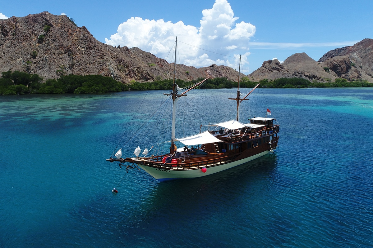 Labuan Bajo. Foto: Indonesia.travel/Shutterstock
