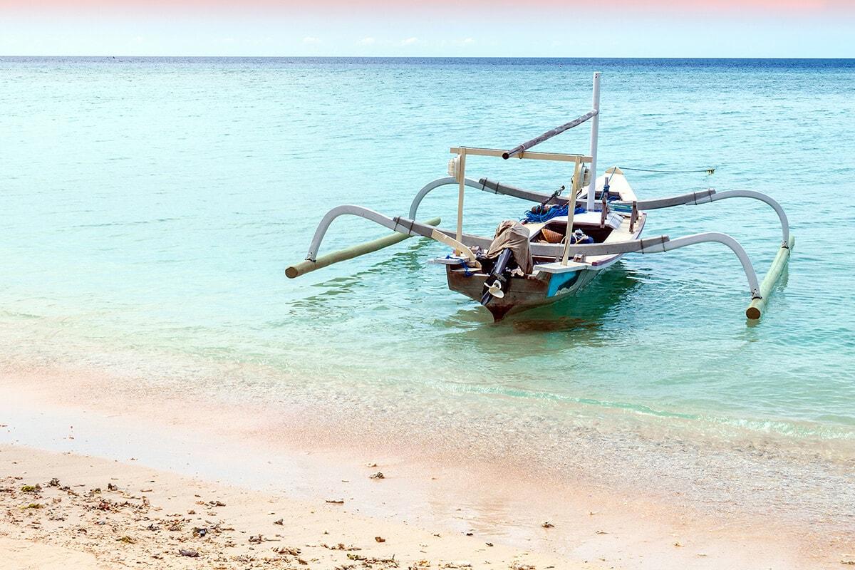 Beautiful Lombok Island