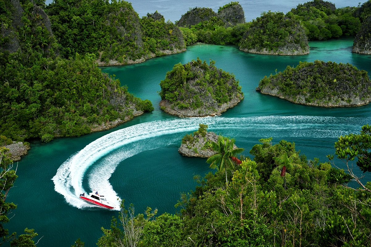 The Ultimate Pristine Paradise in West Papua