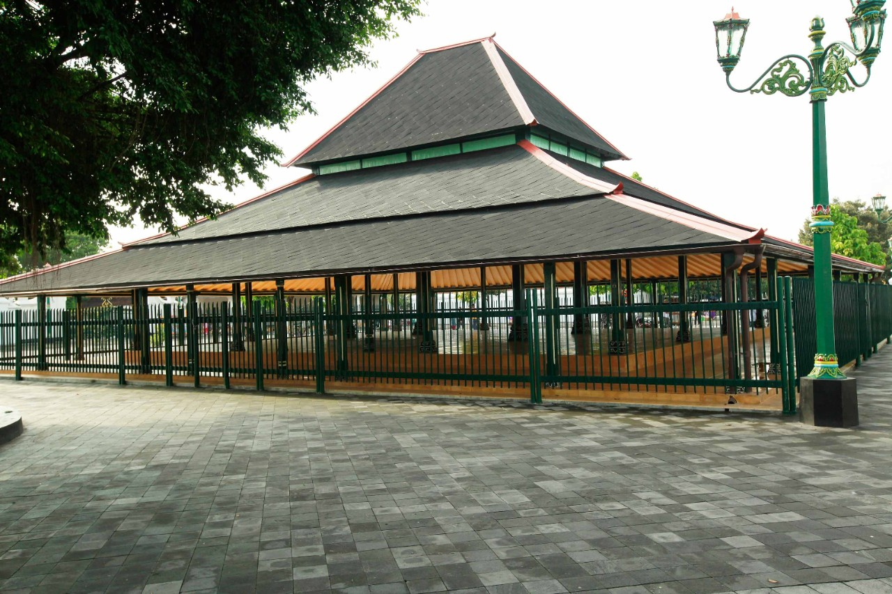 The Kraton Reflection Of Javanese Cosmos