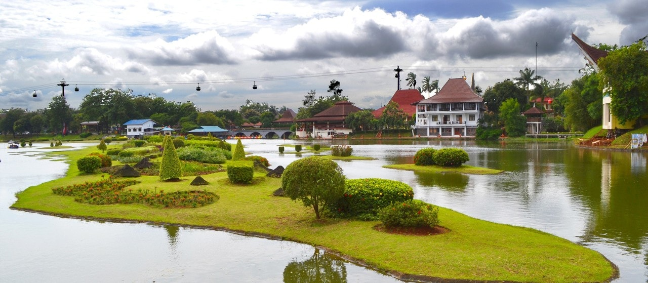 Taman Mini Indonesia Indah The Miniature Of Wonders Indonesia Travel