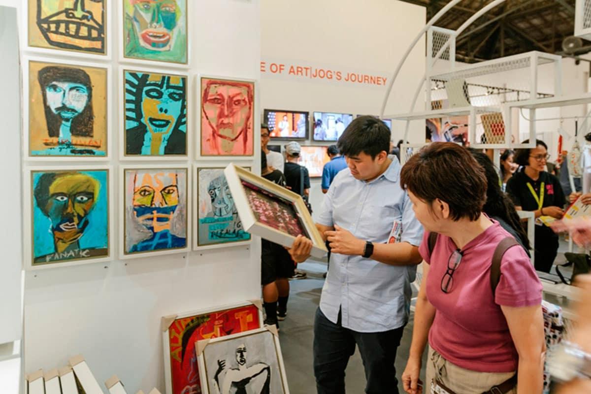 Art Jog 2018 The Awe Inspiring Exhibition At Heart Of Java Explore Jogja Image By Artjogcoid