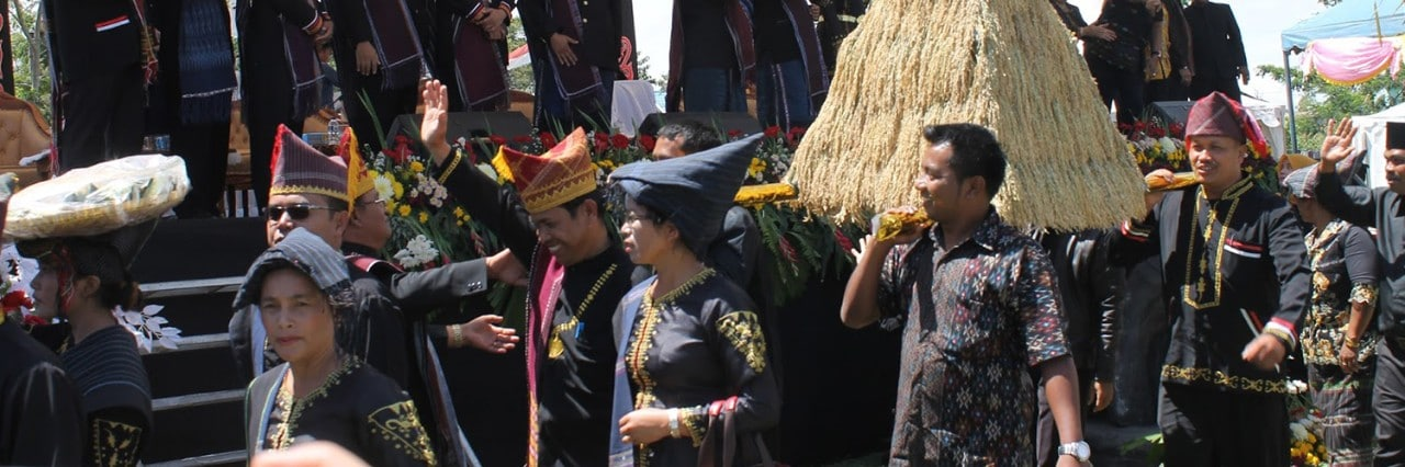 THE NJUAH NJUAH CULTURAL FESTIVAL 2018 : Stunning Traditions and Nature around LAKE TOBA