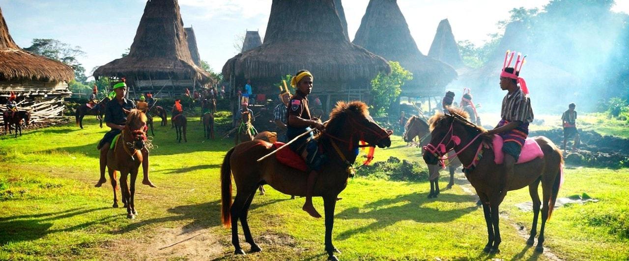 Pasola | indonesia.travel