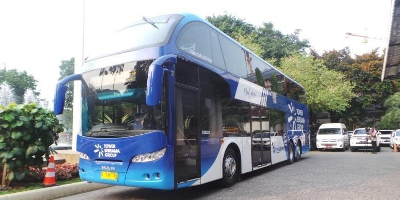 Free Double Decker Buses To Jakarta S Historic Culinary And Shopping Sites Indonesia Travel