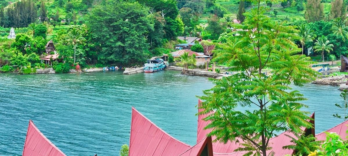 Homestays around Lake Toba: NOW closer than you think ...