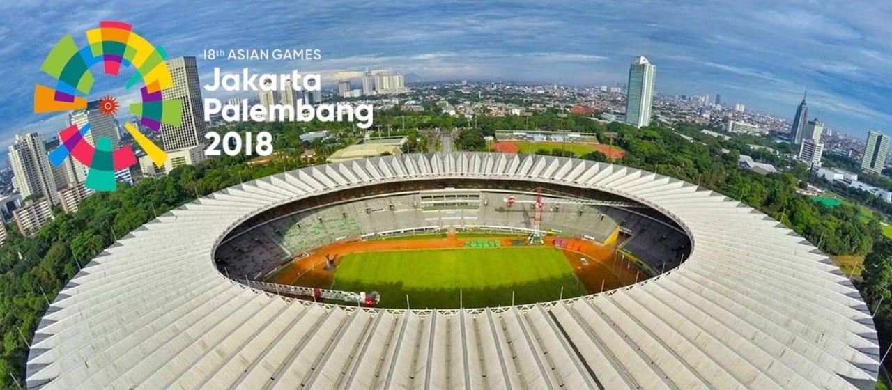 Indonesia Set To Host 18th ASIAN GAMES 2018 In JAKARTA And