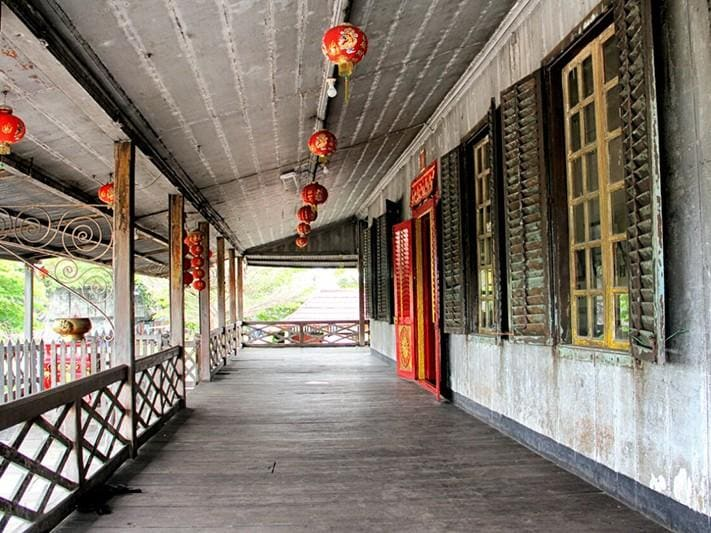 The Trace of Chinese Civilization in Palembang