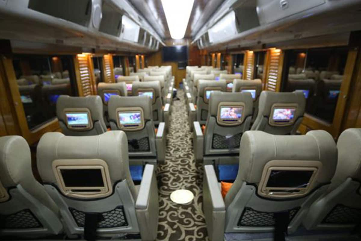 First Class Train Argo Parahyangan Priority Is Now Available From