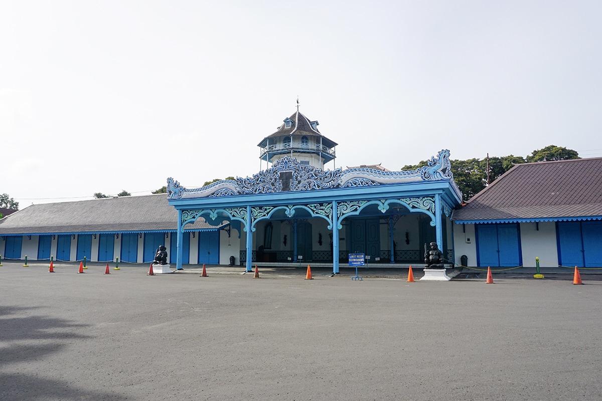 Ikon kota Solo, Keraton Solo di Jawa Tengah