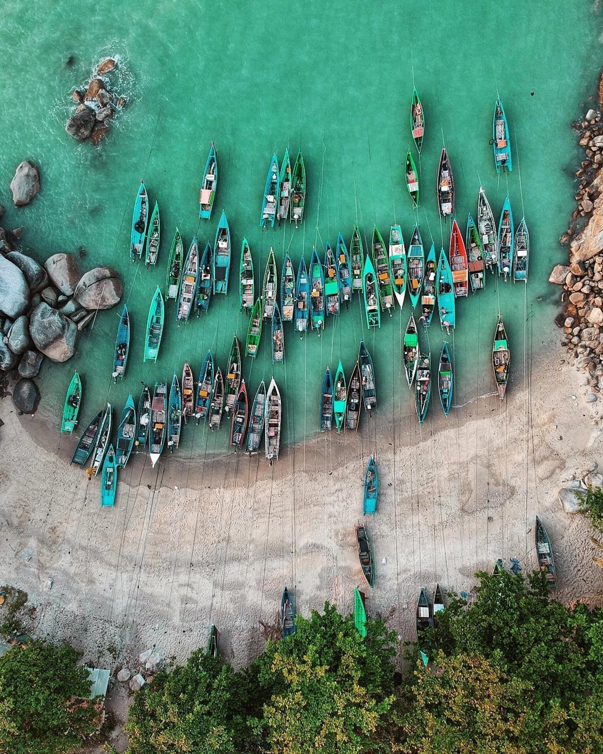 10 scenic spots for your fascinating holiday in bangka