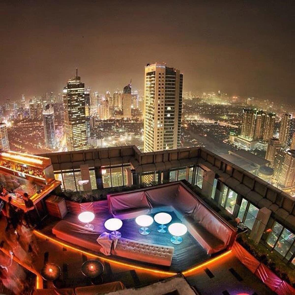 Image result for skye lounge jakarta