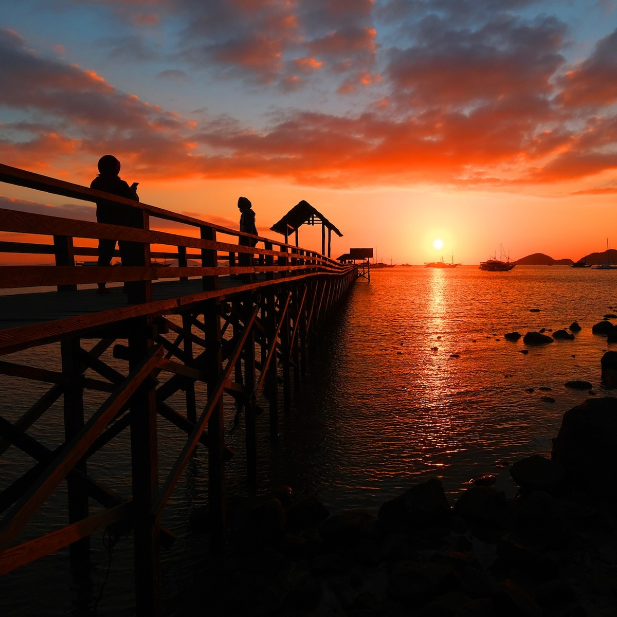 A Sunset View Just For You 6 Best Sunset Spots In Labuan Bajo Indonesia Travel