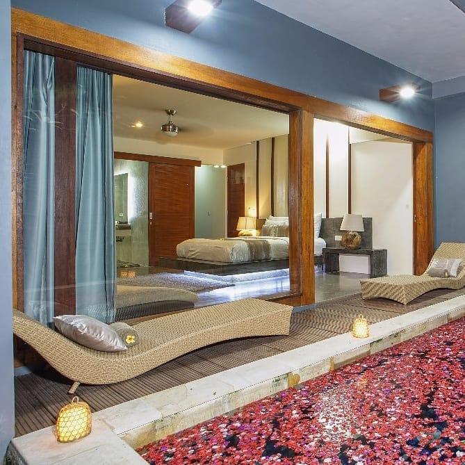 Fasilitas lengkap yang tersedia di Pipe Dream Resort