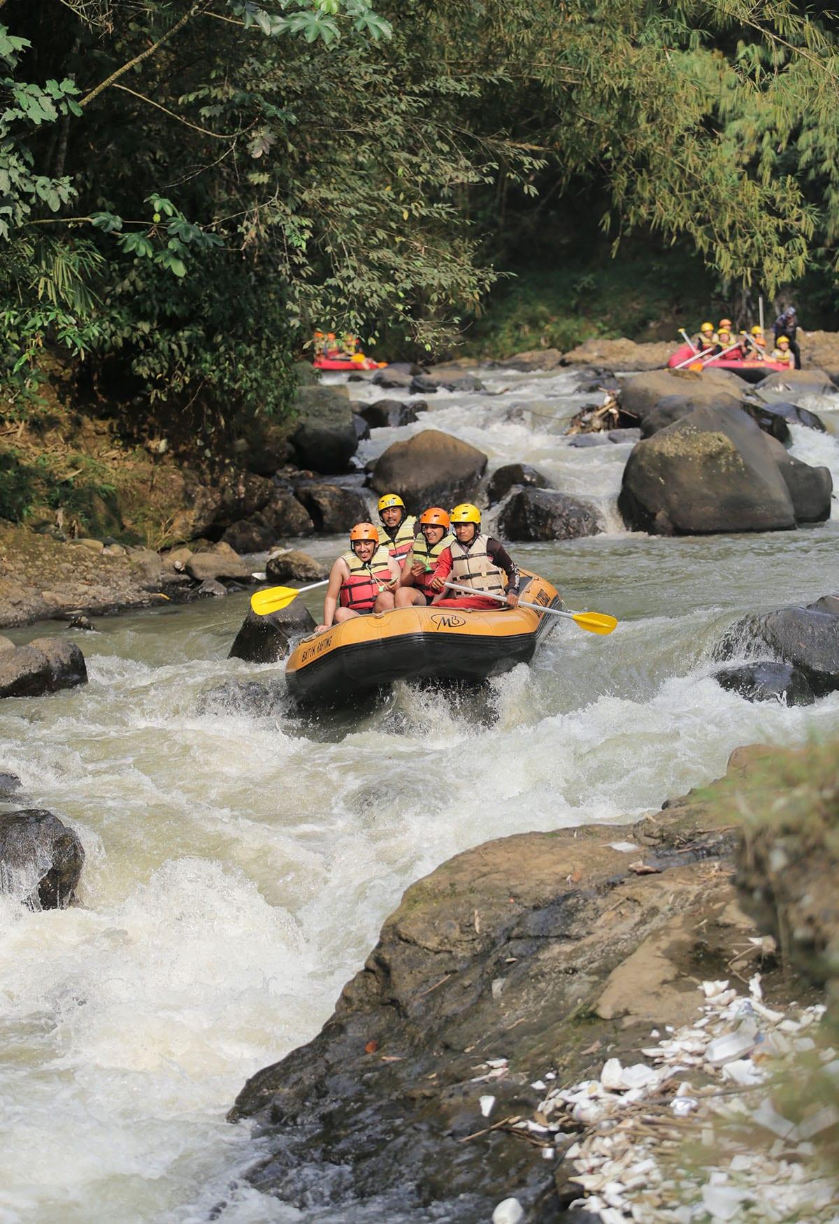 Mau Dekat Dengan Alam Coba 6 Aktivitas Ini Di Desa Wisata Batulayang Indonesia Travel